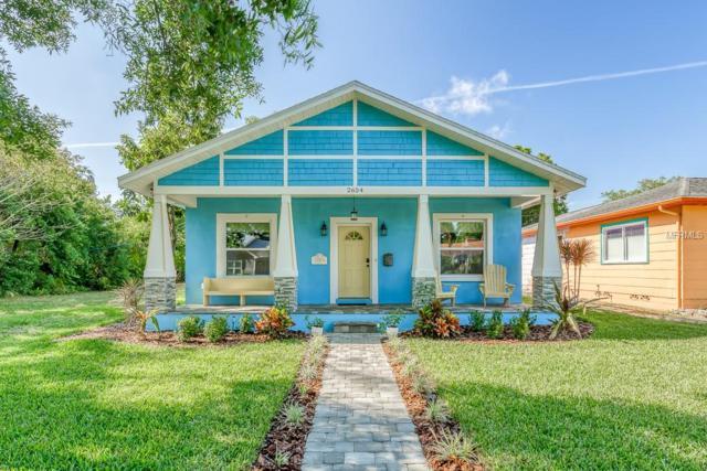 2654 4TH Avenue N, St Petersburg, FL 33713 (MLS #U8042948) :: Gate Arty & the Group - Keller Williams Realty