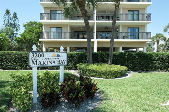 3200 Gulf Boulevard #206, St Pete Beach, FL 33706 (MLS #U8042986) :: Griffin Group