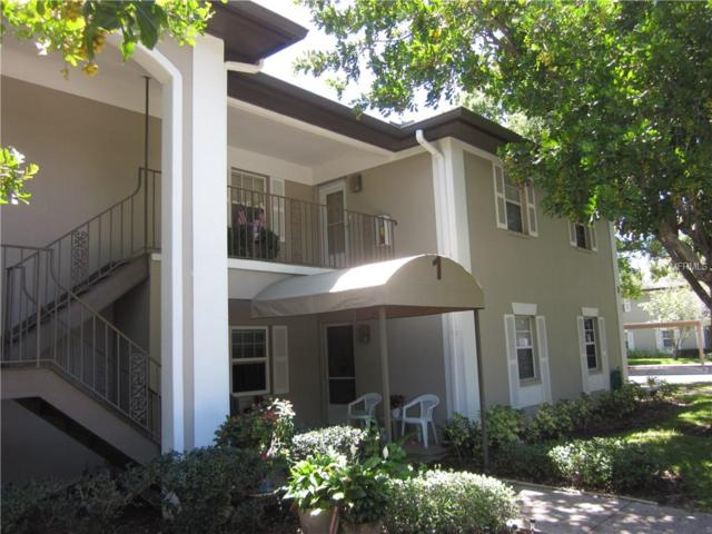 5265 E Bay Drive #124, Clearwater, FL 33764 (MLS #U8043082) :: Cartwright Realty