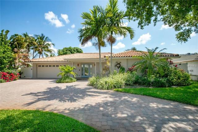 200 N Julia Circle, St Pete Beach, FL 33706 (MLS #U8043084) :: The Duncan Duo Team