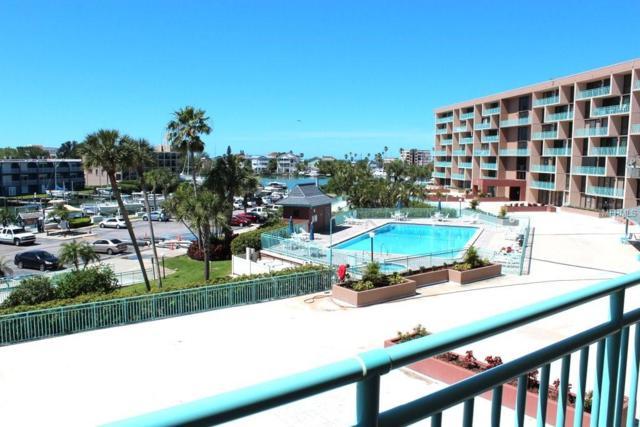 1 Key Capri 306 E, Treasure Island, FL 33706 (MLS #U8043107) :: RE/MAX CHAMPIONS