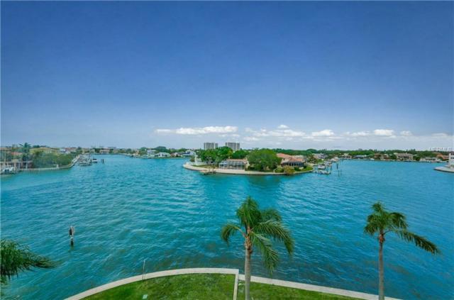 6075 Shore Boulevard S #401, Gulfport, FL 33707 (MLS #U8043210) :: Baird Realty Group