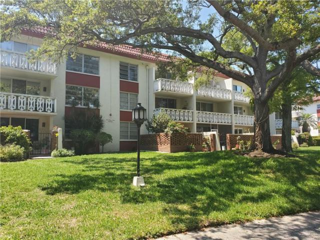 1012 Pearce Drive #110, Clearwater, FL 33764 (MLS #U8043283) :: Cartwright Realty
