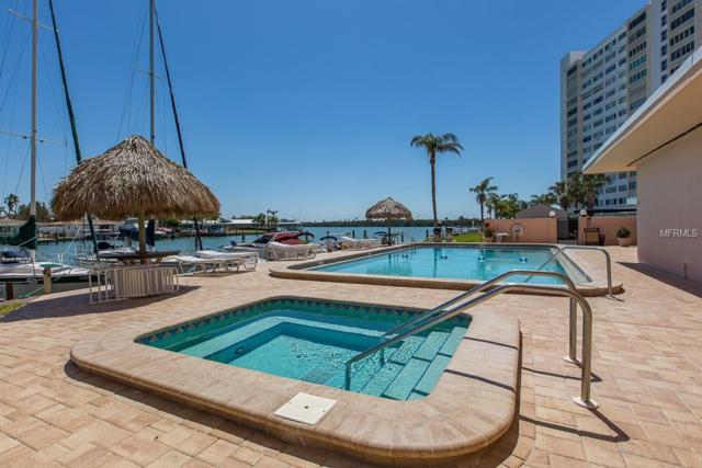 51 Island Way #203, Clearwater Beach, FL 33767 (MLS #U8043315) :: Burwell Real Estate