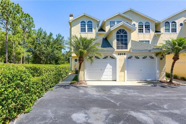2644 Sabal Springs Drive #1, Clearwater, FL 33761 (MLS #U8043402) :: KELLER WILLIAMS ELITE PARTNERS IV REALTY