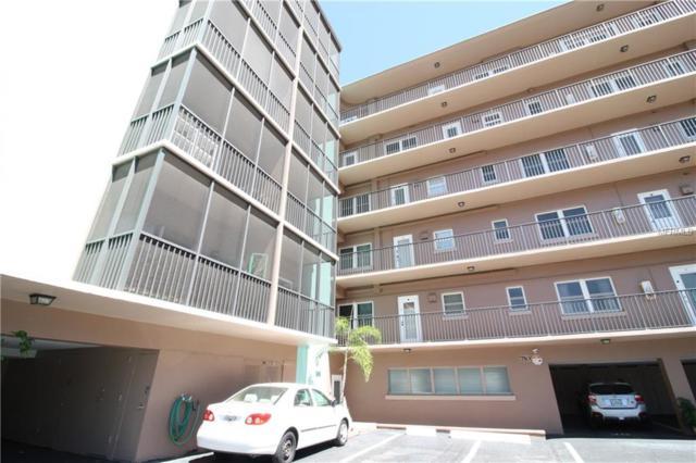 750 Burlington Avenue N 1B, St Petersburg, FL 33701 (MLS #U8043531) :: Charles Rutenberg Realty