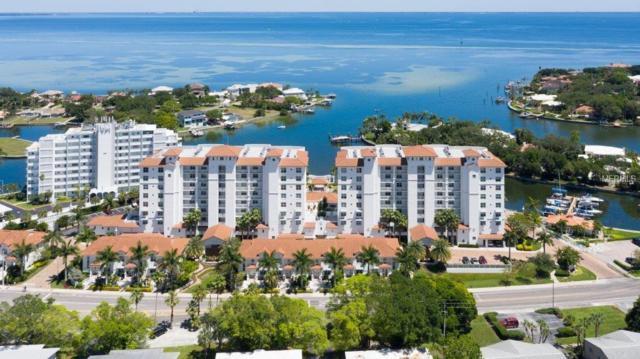 1325 Snell Isle Boulevard NE #611, St Petersburg, FL 33704 (MLS #U8043557) :: Advanta Realty