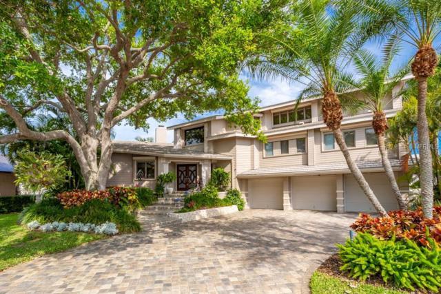 621 Belle Isle Avenue, Belleair Beach, FL 33786 (MLS #U8043965) :: Jeff Borham & Associates at Keller Williams Realty