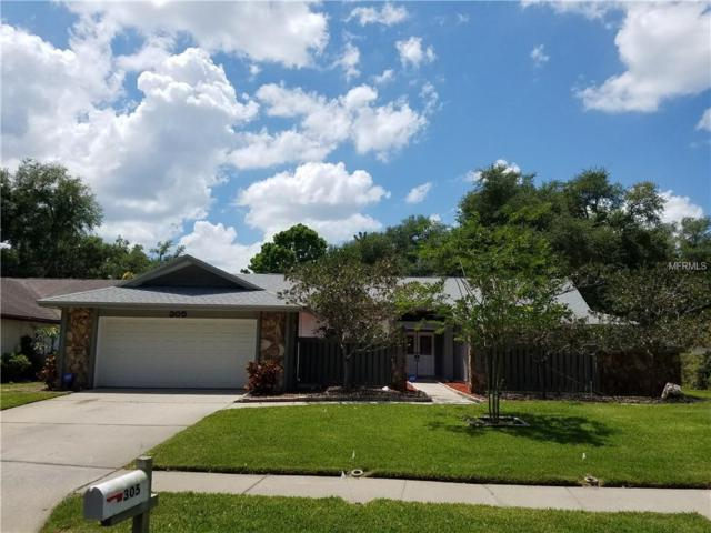 305 Mayfair Circle E, Palm Harbor, FL 34683 (MLS #U8044015) :: The Duncan Duo Team