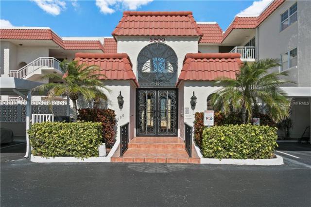 2900 Gulf Boulevard #109, Belleair Beach, FL 33786 (MLS #U8044033) :: Charles Rutenberg Realty