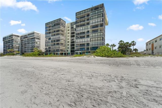 15400 Gulf Boulevard #705, Madeira Beach, FL 33708 (MLS #U8044247) :: The Light Team