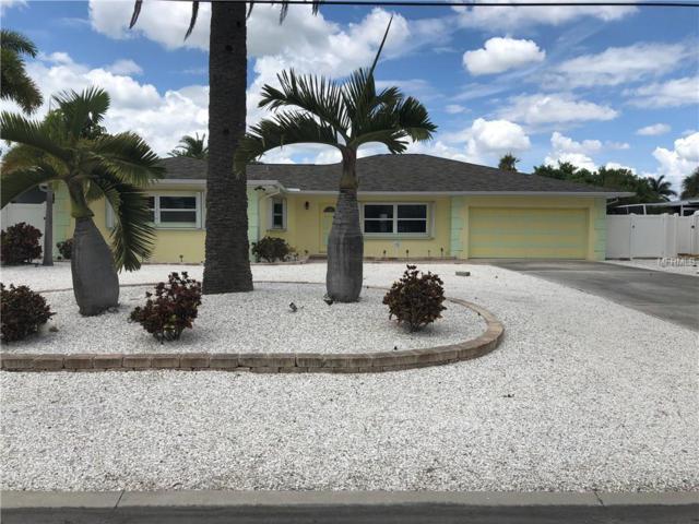 386 Belle Point Drive, St Pete Beach, FL 33706 (MLS #U8044270) :: Lockhart & Walseth Team, Realtors