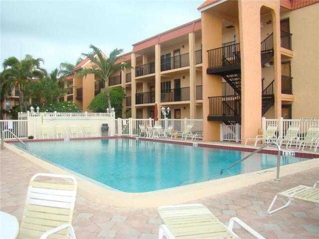 8931 Blind Pass Road #254, St Pete Beach, FL 33706 (MLS #U8044467) :: Lockhart & Walseth Team, Realtors