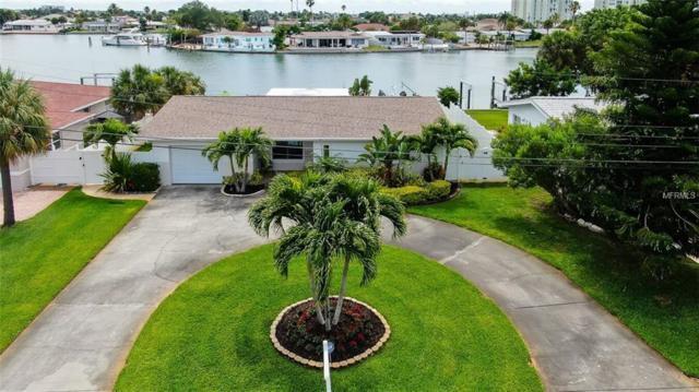 6815 Bay Street, St Pete Beach, FL 33706 (MLS #U8044514) :: Lockhart & Walseth Team, Realtors