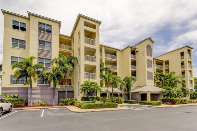 425 150TH Avenue #2201, Madeira Beach, FL 33708 (MLS #U8044552) :: Jeff Borham & Associates at Keller Williams Realty