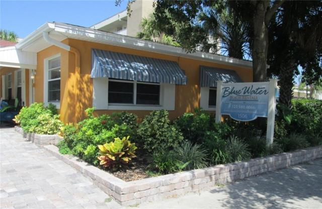 1506 Gulf Boulevard, Indian Rocks Beach, FL 33785 (MLS #U8044628) :: Lockhart & Walseth Team, Realtors