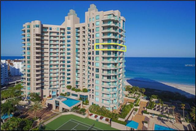 1560 Gulf Boulevard #1106, Clearwater, FL 33767 (MLS #U8044895) :: Lovitch Realty Group, LLC