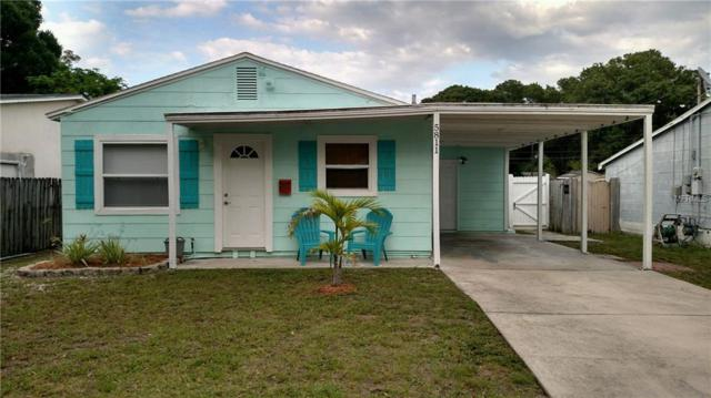 5811 Magnolia Street N, St Petersburg, FL 33703 (MLS #U8045085) :: Team Bohannon Keller Williams, Tampa Properties
