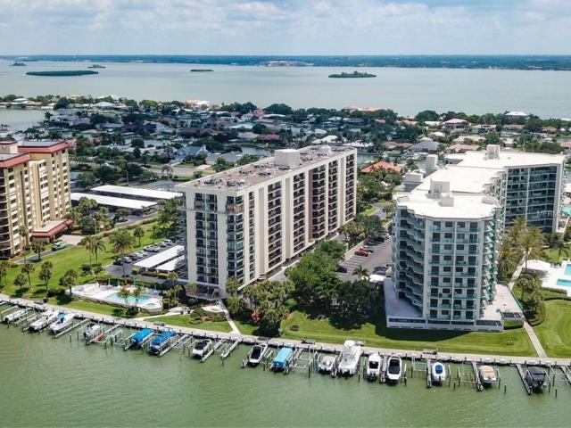 690 Island Way #309, Clearwater, FL 33767 (MLS #U8045200) :: Griffin Group