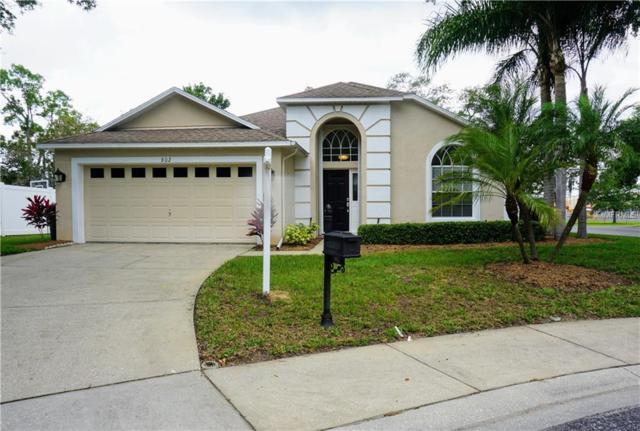 802 Duval Court, Safety Harbor, FL 34695 (MLS #U8045278) :: Jeff Borham & Associates at Keller Williams Realty