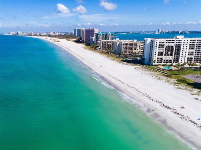 1480 Gulf Boulevard #709, Clearwater, FL 33767 (MLS #U8045502) :: Sarasota Gulf Coast Realtors