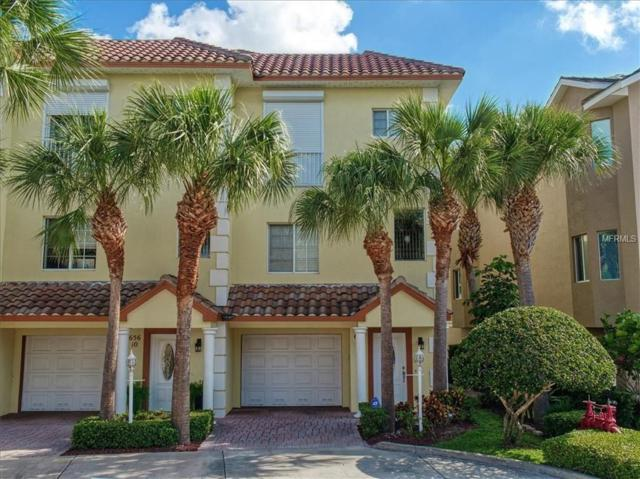 656 Bayway Boulevard #11, Clearwater, FL 33767 (MLS #U8045571) :: Jeff Borham & Associates at Keller Williams Realty