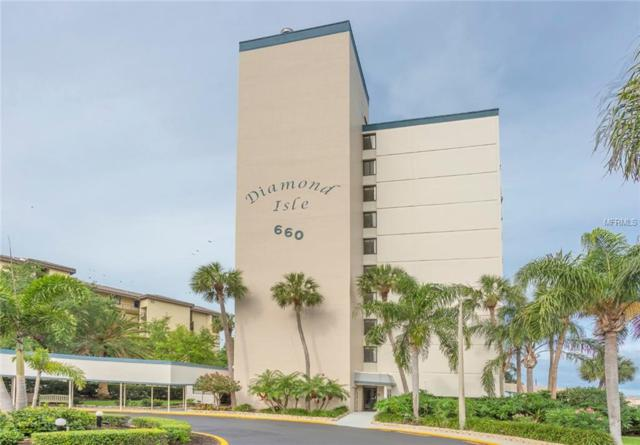660 Island Way #804, Clearwater Beach, FL 33767 (MLS #U8045698) :: Burwell Real Estate