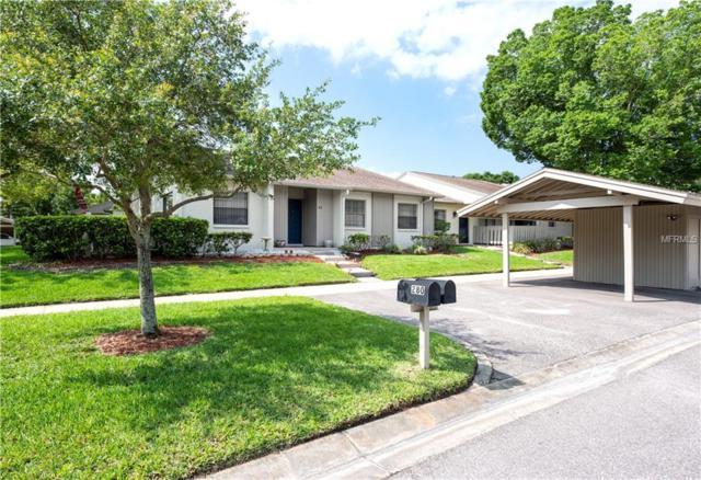 280 Tads Trail, Oldsmar, FL 34677 (MLS #U8045742) :: Paolini Properties Group