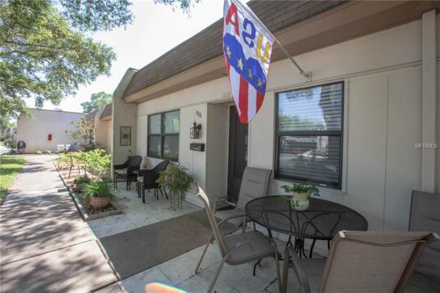 1516 Flint Drive W #1516, Clearwater, FL 33759 (MLS #U8045765) :: Jeff Borham & Associates at Keller Williams Realty