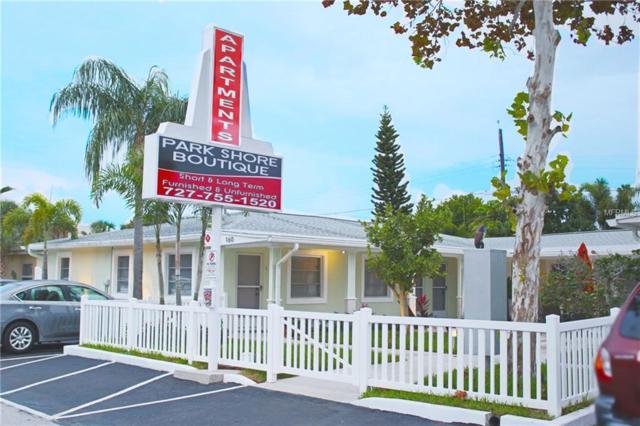 160 145TH Avenue E, Madeira Beach, FL 33708 (MLS #U8045775) :: American Realty