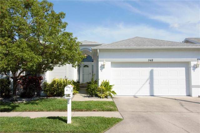 548 Trout Lane, Oldsmar, FL 34677 (MLS #U8045789) :: Paolini Properties Group