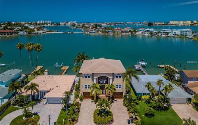 576 Crystal Drive, Madeira Beach, FL 33708 (MLS #U8045866) :: Dalton Wade Real Estate Group