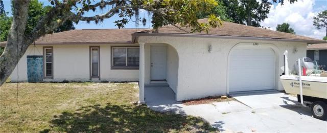 6323 Ridge Crest Drive, Port Richey, FL 34668 (MLS #U8045894) :: Cartwright Realty