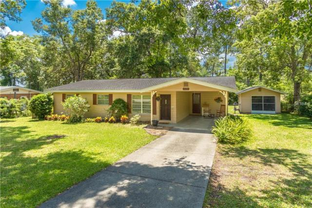 1510 Sabra Drive, Brooksville, FL 34601 (MLS #U8045929) :: The Duncan Duo Team
