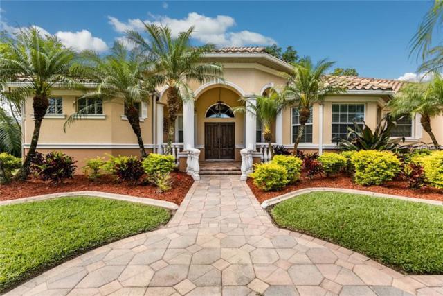 8601 Burning Tree Circle, Seminole, FL 33777 (MLS #U8045942) :: Team Bohannon Keller Williams, Tampa Properties
