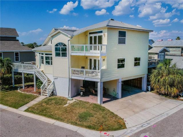17817 Lee Avenue, Redington Shores, FL 33708 (MLS #U8045969) :: American Realty