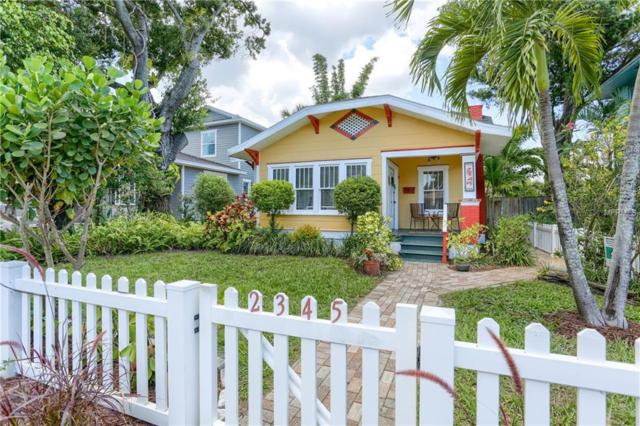 2345 4TH Avenue N, St Petersburg, FL 33713 (MLS #U8046073) :: Florida Real Estate Sellers at Keller Williams Realty