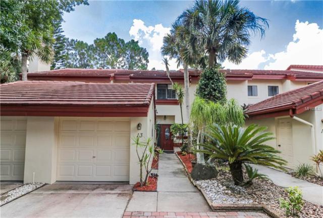 3460 Countryside Boulevard #13, Clearwater, FL 33761 (MLS #U8046075) :: Team Bohannon Keller Williams, Tampa Properties