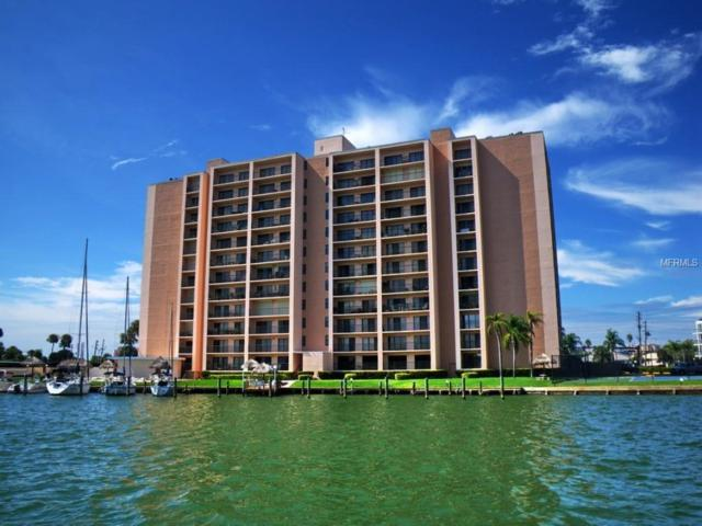 51 Island Way #909, Clearwater, FL 33767 (MLS #U8046145) :: Ideal Florida Real Estate