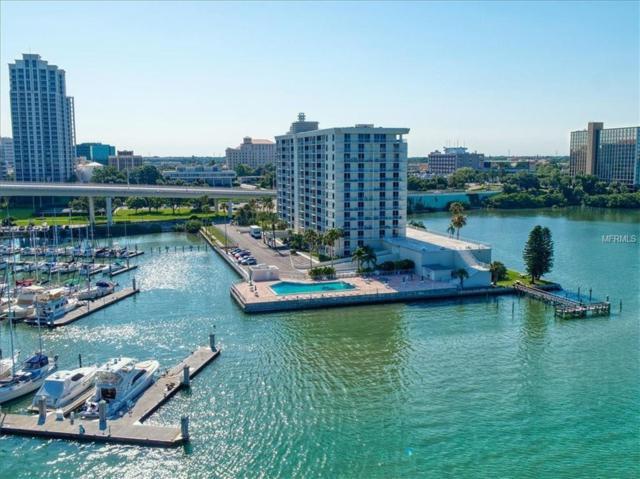 100 Pierce Street #403, Clearwater, FL 33756 (MLS #U8046152) :: Lovitch Realty Group, LLC