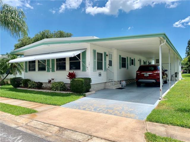1100 S Belcher Road #501, Largo, FL 33771 (MLS #U8046207) :: Burwell Real Estate