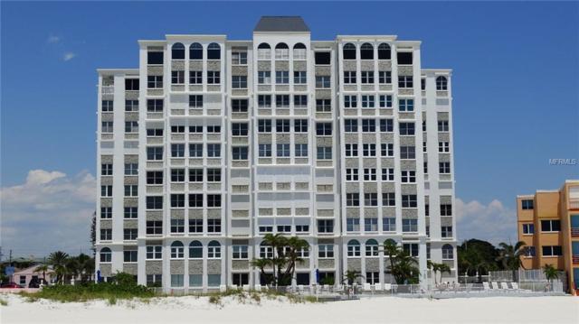 4950 Gulf Boulevard #909, St Pete Beach, FL 33706 (MLS #U8046226) :: Lockhart & Walseth Team, Realtors