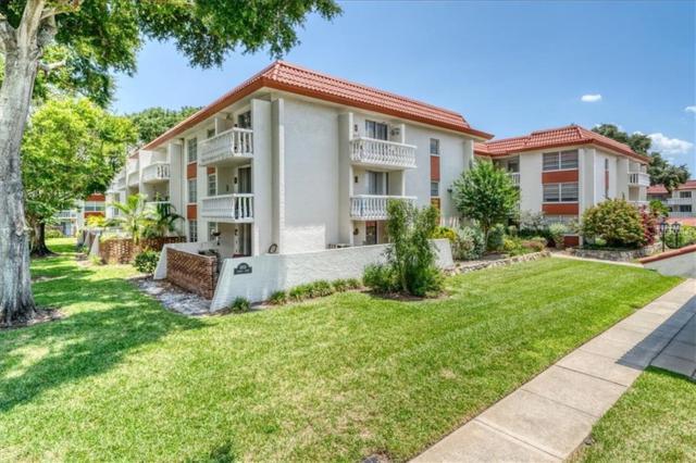 1001 Pearce Drive #107, Clearwater, FL 33764 (MLS #U8046252) :: Lock & Key Realty