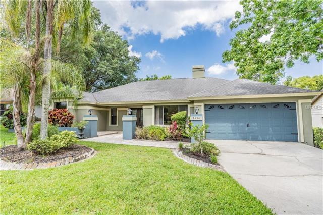 2654 Cobblestone Drive, Palm Harbor, FL 34684 (MLS #U8046311) :: Jeff Borham & Associates at Keller Williams Realty