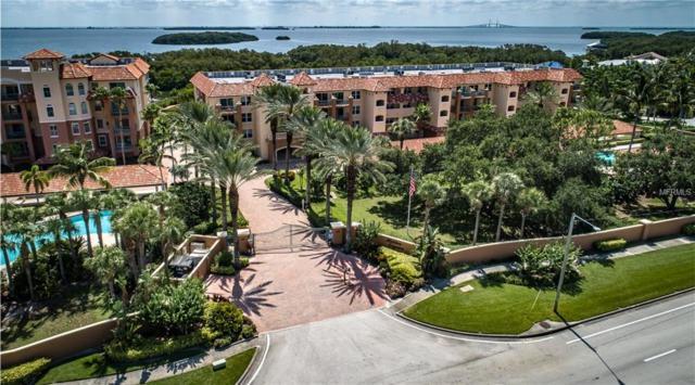 1695 Pinellas Bayway S D3, Tierra Verde, FL 33715 (MLS #U8046355) :: American Realty