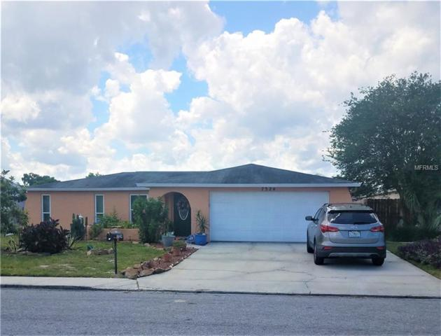 7324 Mayfield Drive, Port Richey, FL 34668 (MLS #U8046422) :: The Duncan Duo Team