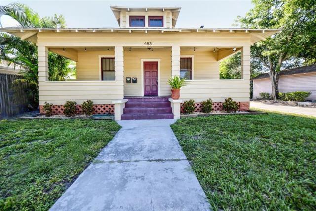 453 24TH Street N, St Petersburg, FL 33713 (MLS #U8046458) :: Ideal Florida Real Estate