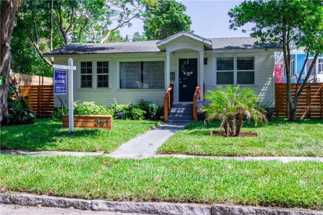 301 21ST Avenue N, St Petersburg, FL 33704 (MLS #U8046494) :: The Duncan Duo Team