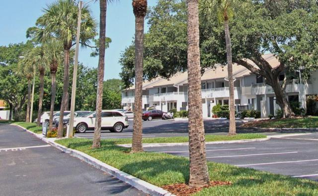 2117 Lakewood Club Drive S 7-G, St Petersburg, FL 33712 (MLS #U8046548) :: Florida Real Estate Sellers at Keller Williams Realty