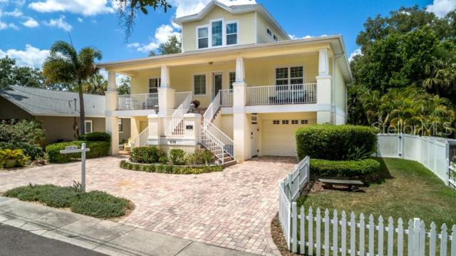 536 Ontario Avenue, Crystal Beach, FL 34681 (MLS #U8046599) :: Sarasota Home Specialists